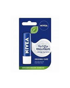 Nivea Lip Balm Original Care 4.8g