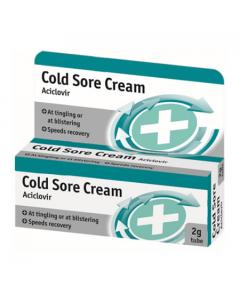 Numark Cold Sore Cream 2g