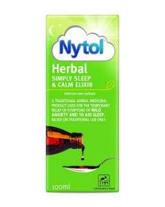 Nytol Herbal Simply Sleep & Calm Elixir 100ml