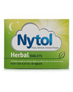 Nytol Herbal Tablets 30 Tablets