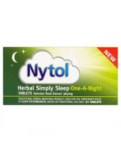 Nytol Herbal One a Night Tablets 21