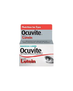 Ocuvite Lutein Eye Vitamin and Mineral Supplement 30