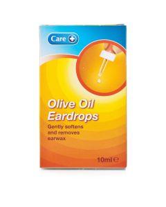 Olive Oil Eardrops 10ml