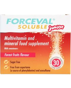 Forceval Soluble Junior 30s
