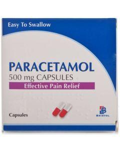 Paracetamol Capsules 16