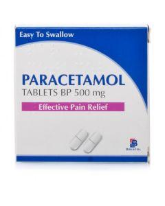 Paracetamol Caplets 16