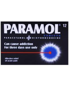 Paramol Tablets 12