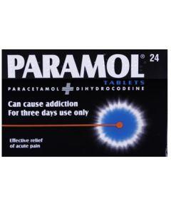 Paramol Tablets 24