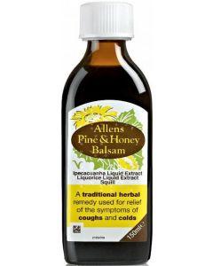 Allens Pine & Honey Balsam 150ml