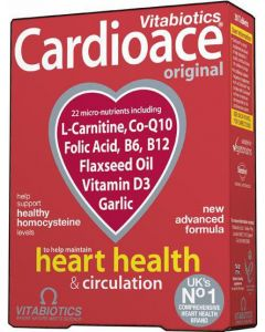 Cardioace Tablets 30 Tablets