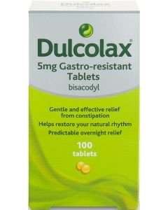 Dulcolax Laxative Tablets 100
