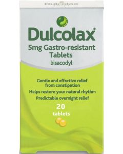 Dulcolax Laxative Tablets 20