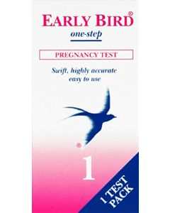 Early Bird One-step Home Pregnancy Test