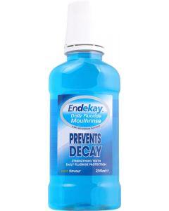 Endekay Fluoride Mouthrinse Daily 250ml