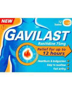 Gavilast Tablets 12 Tablets