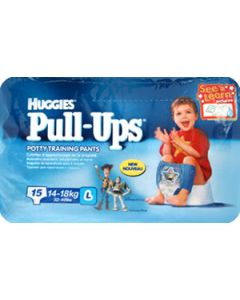 Huggies Pull Ups Boy Medium 14 Boy
