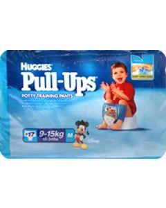 Huggies Pull Ups Boy Small 16 Boy