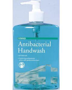 Numark Anti-bacterial Hand Wash 500ml