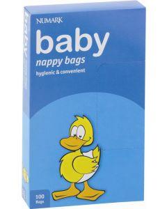 Numark Baby Nappy Bags 100