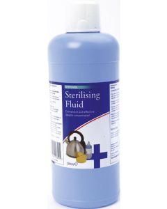 Numark Baby Sterilising Fluid 1ltr