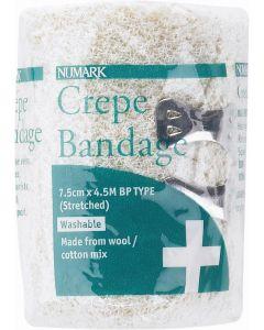 Numark Crepe Bandages Bpc 7.5cm