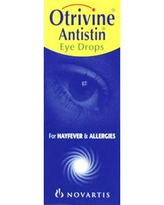 Otrivine-Antistin Eye Drops 10ml