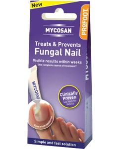 Profoot Mycosan Treats And Prevents Fungal Nail