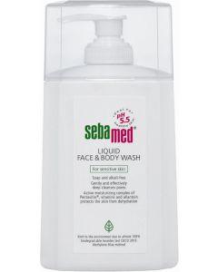 Seba Med Face & Body Wash 200ml