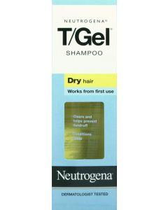 T-gel Shampoo Dry Hair 125ml
