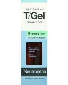 T-gel Shampoo Greasy Hair 125ml