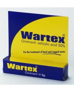 Wartex Wart Ointment 6g