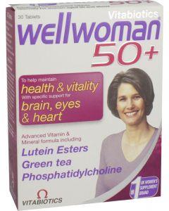 Wellwoman 50+ Tablets 30