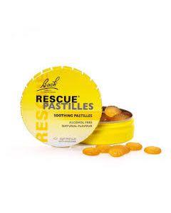 Rescue Remedy Pastilles Orange and Elderflower 50g