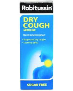 Robitussin Dry Cough Medicine 250ml