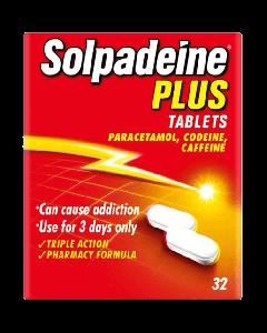 Solpadeine Plus Tablets 32