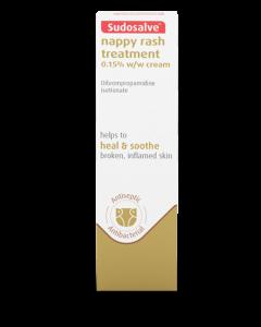 Sudosalve Nappy Rash Cream 25g