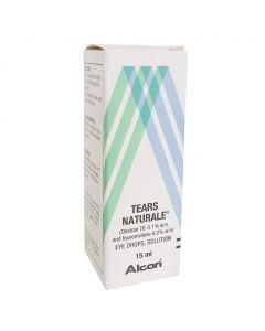 Tears Naturale Eye Drops Solution 15ml