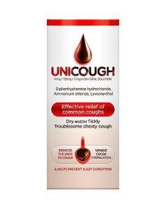 Unicough Cough Solution 150ml