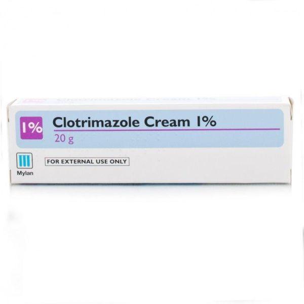 Clotrimazole 1% cream 20g